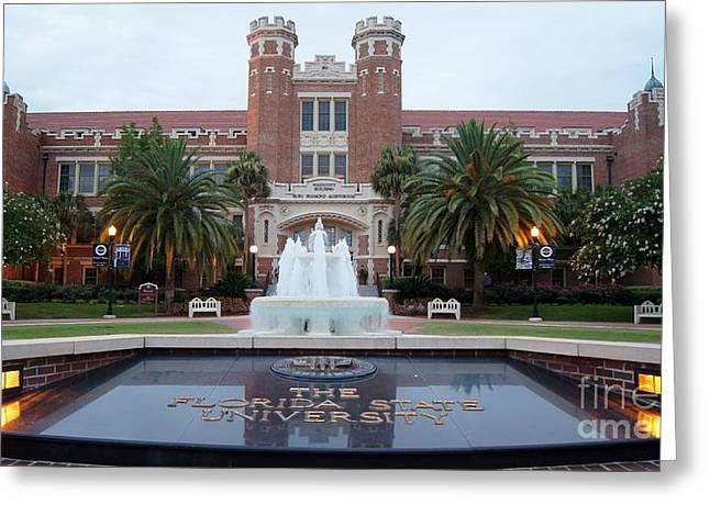 The Florida State University Greeting Card