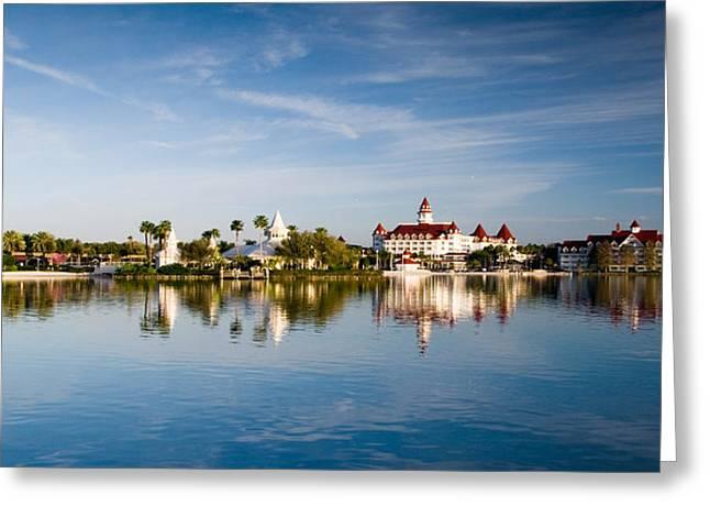 The Floridian Resort  Greeting Card