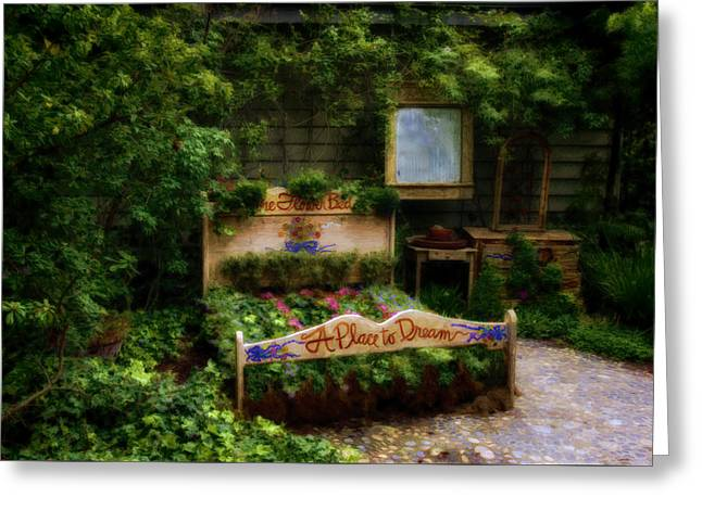 A Place To Dream Greeting Card by Lynn Andrews