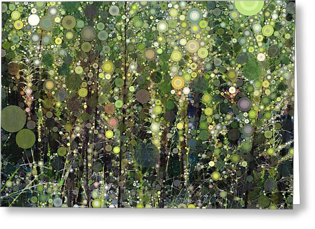 The Forest Greeting Card by Linda Bailey