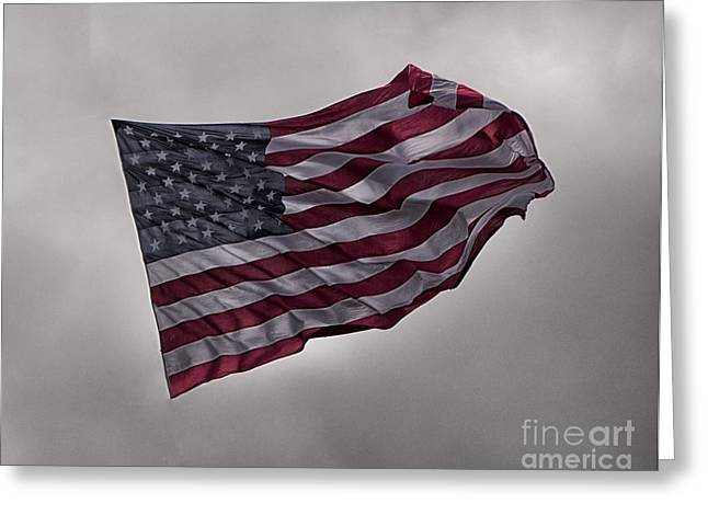 Greeting Card featuring the photograph The Fourth Of July by JRP Photography