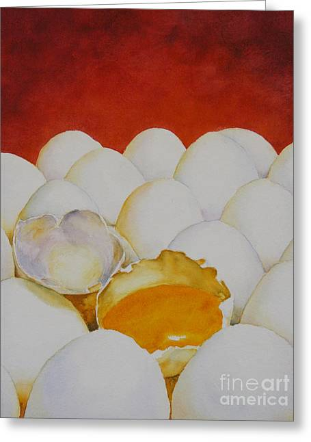 The Good Egg Greeting Card