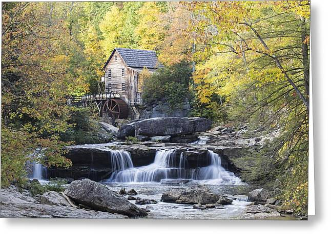 The Grist Mill Greeting Card