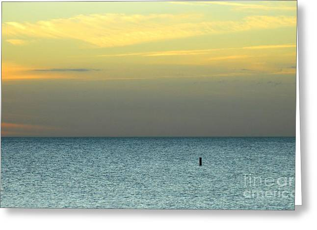 The Gulf Of Mexico Greeting Card