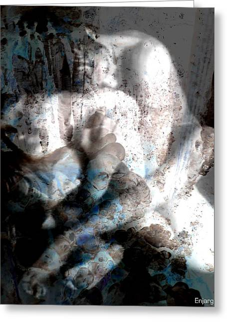 The Intimate Ultimate. Greeting Card by Enjargo  Art