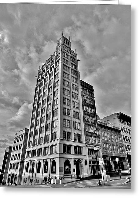 The Jackson Building Greeting Card