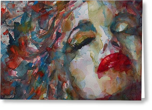 The Last Chapter Greeting Card by Paul Lovering
