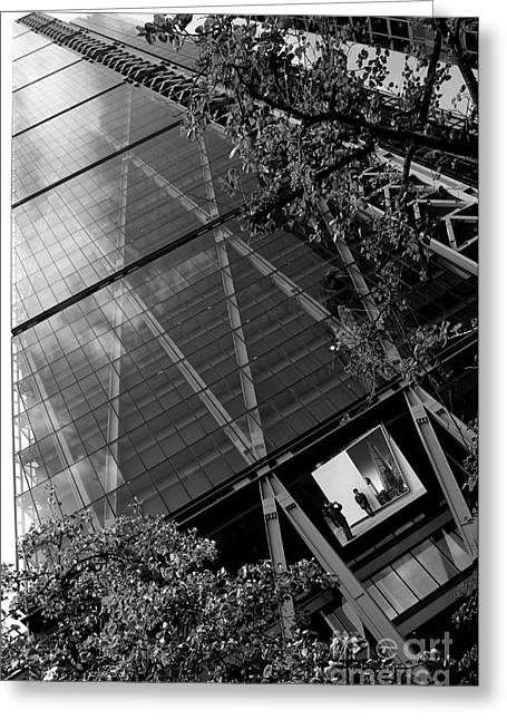 The Leadenhall Building Greeting Card by Size X