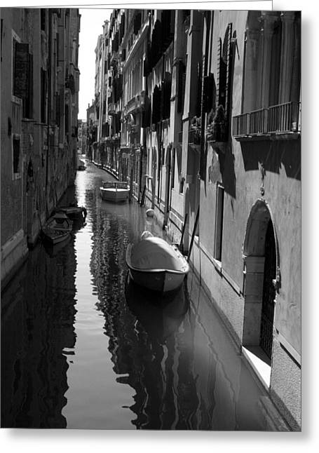 The Light - Venice Greeting Card