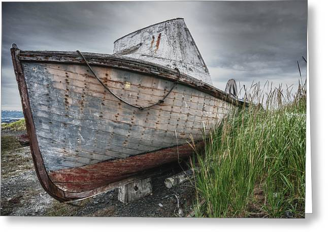 The Lost Fleet Low Tide Greeting Card