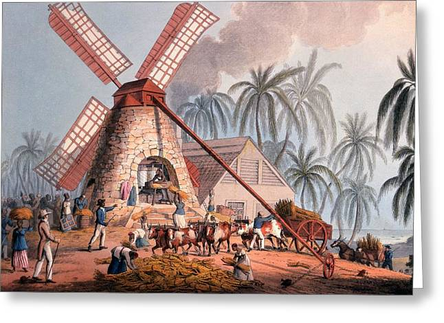 The Millyard, From Ten Views Greeting Card