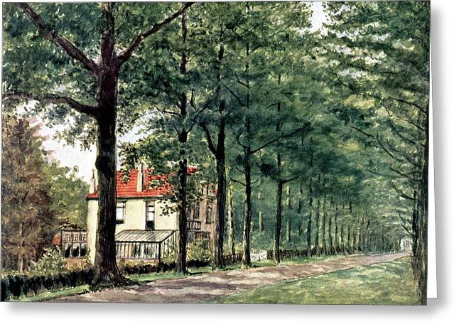 The Netherlands Gorssel Greeting Card by Granger