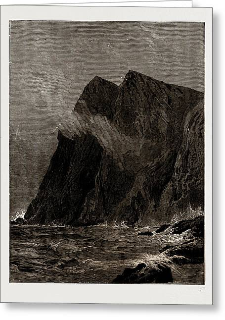 The North Cape, Norway Greeting Card