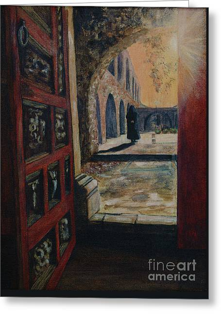 The Franciscan Greeting Card