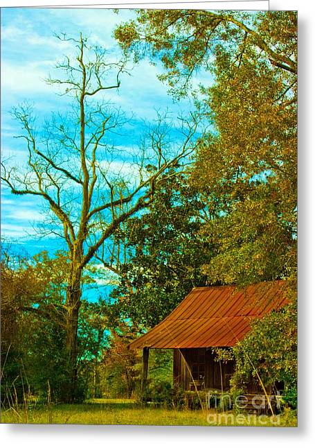 The Old Homestead 2 Greeting Card