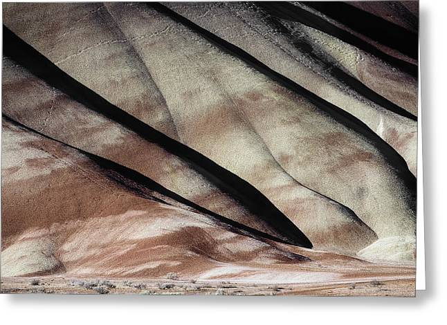 The Painted Hills 1 Greeting Card