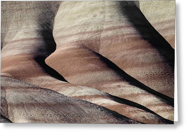 The Painted Hills 2 Greeting Card