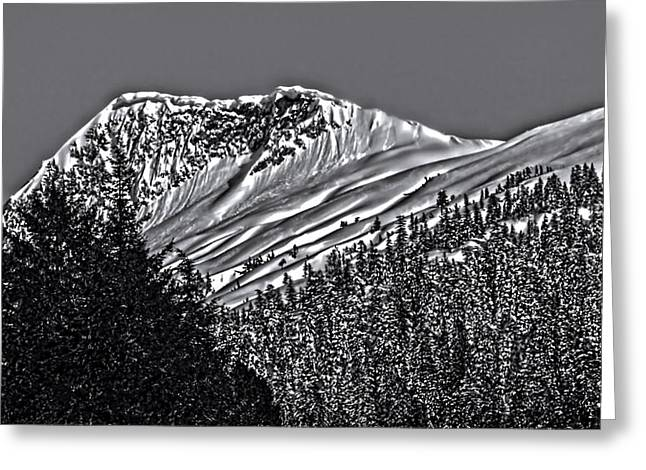 The Peak 3813007 Greeting Card