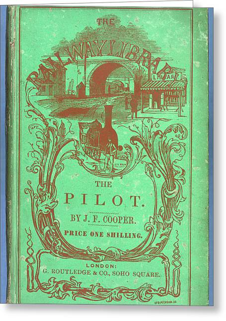The Pilot Greeting Card by British Library