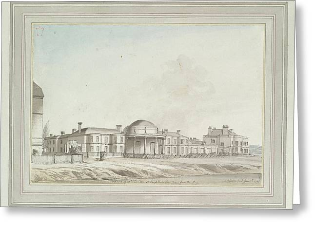 The Prince Of Wales Pavilion Greeting Card