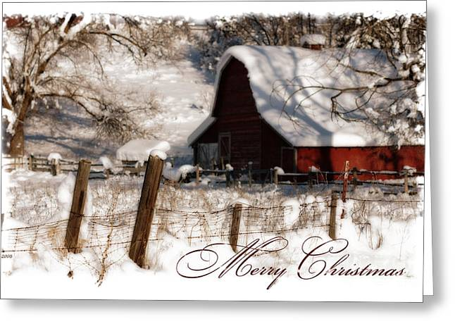The Quiet - A Christmas Card Greeting Card