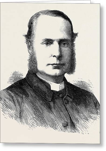 The Rev. Canon Ernest Roland Wilberforce Greeting Card