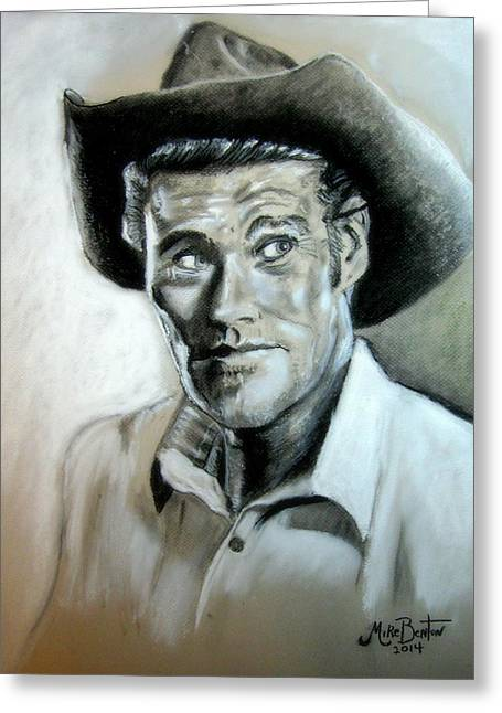 The Rifleman Greeting Card