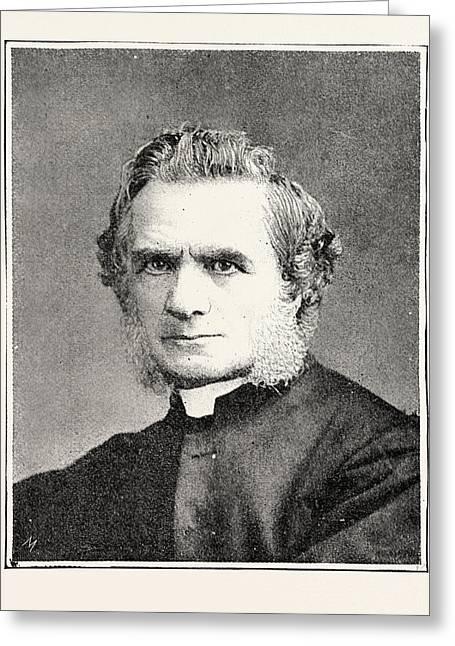 The Right Rev. Brooke Foss Westcott Greeting Card