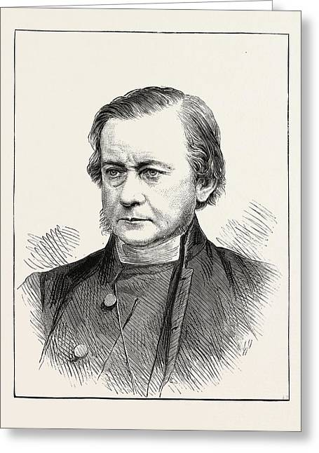 The Right Rev. Edward Harold Browne Greeting Card