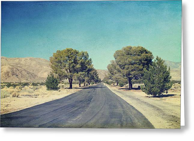 The Roads We Travel Greeting Card by Laurie Search