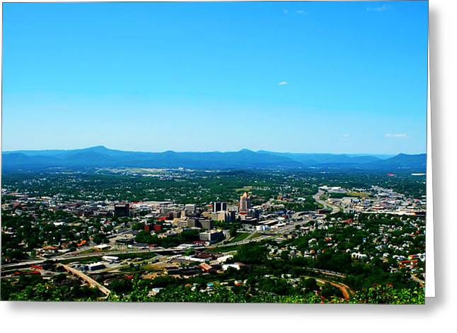 The Roanoke Valley Greeting Card