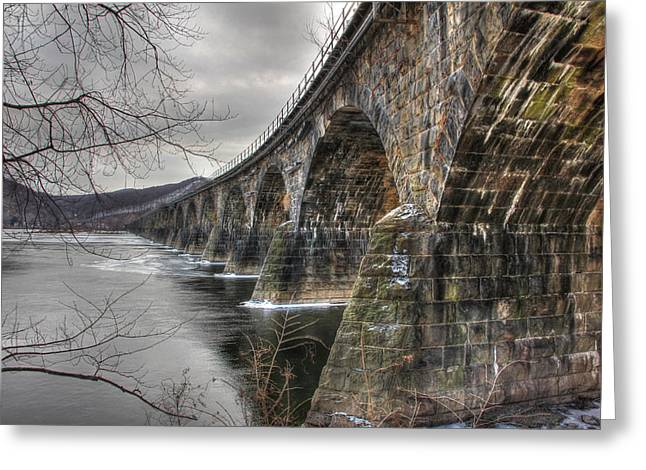 The Rockville Greeting Card by Lori Deiter