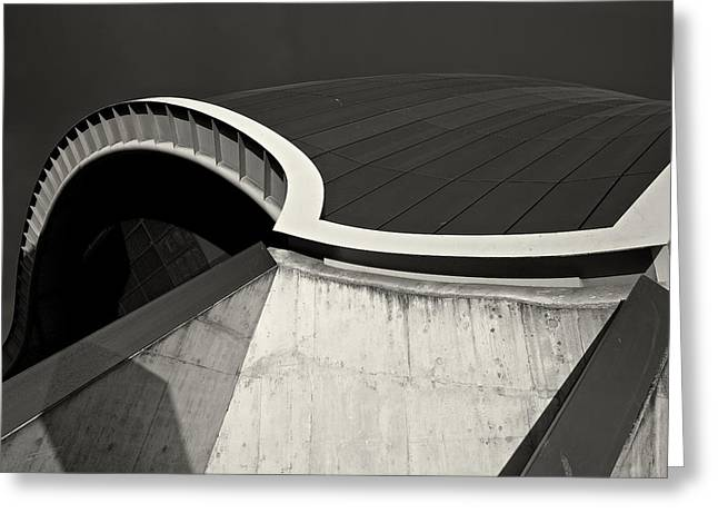 The Roof Of The Sage Greeting Card by Stephen Taylor