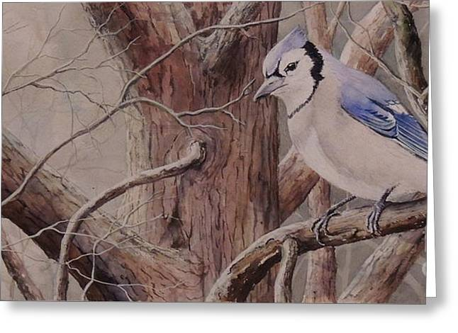 The Roost Sold Greeting Card