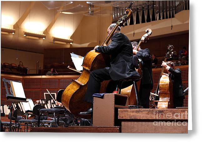 The San Francisco Symphony 5d22497 Greeting Card
