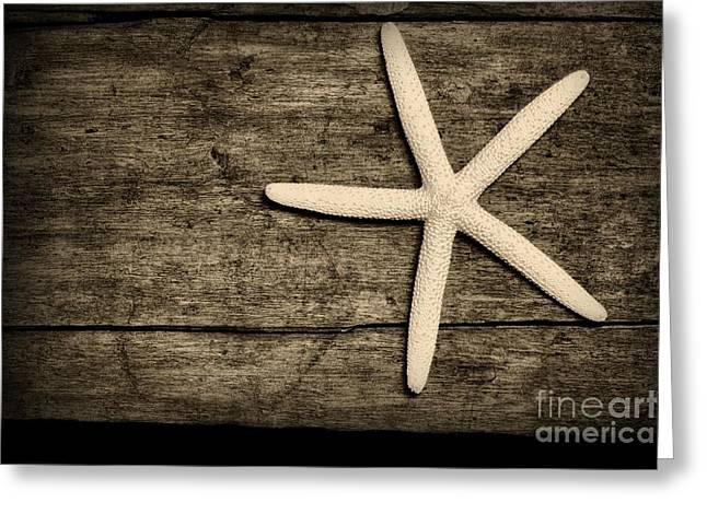 The Starfish Greeting Card