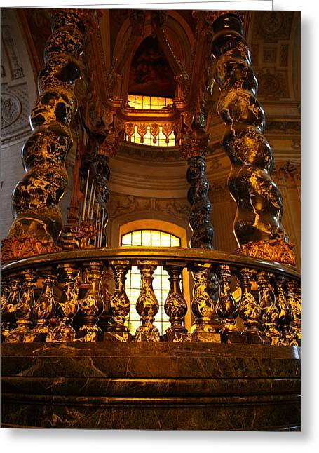 The Tombs At Les Invalides - Paris France - 011321 Greeting Card by DC Photographer
