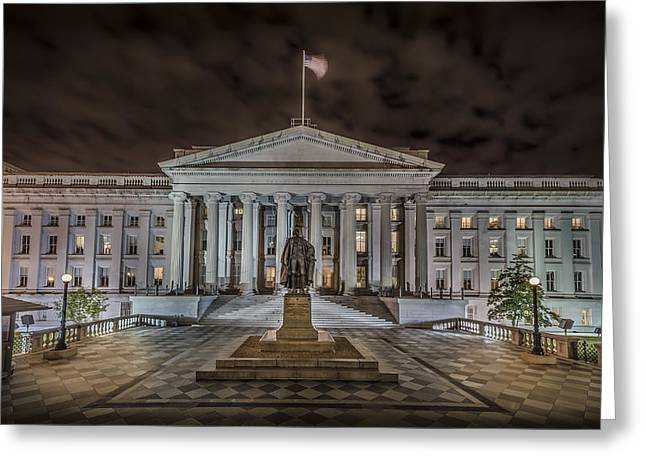 The Treasury Department Greeting Card