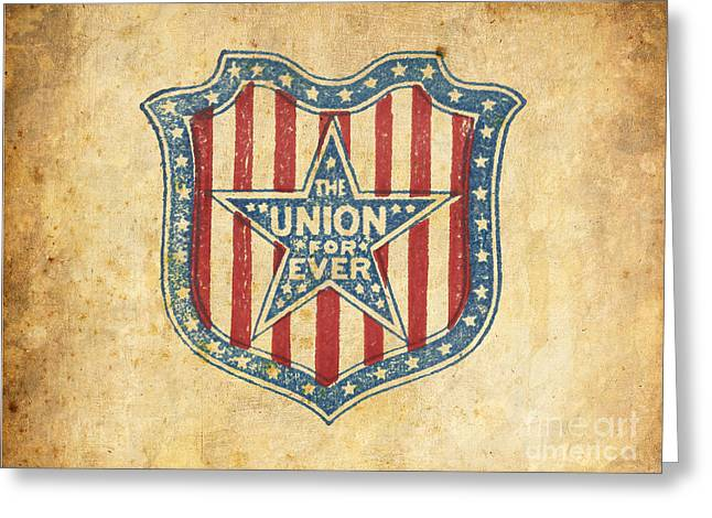 The Union Forever Greeting Card