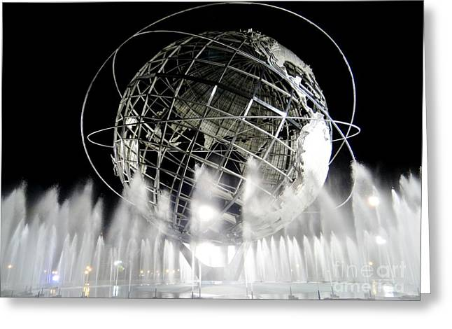 The Unisphere's 50th Anniversary Greeting Card