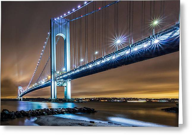 The Verrazano Greeting Card