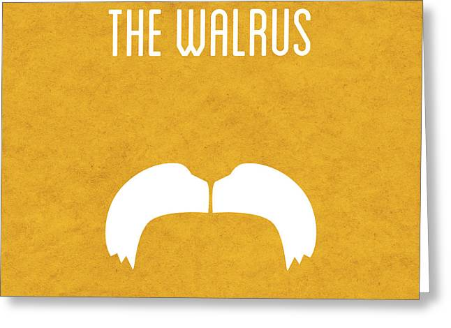 The Walrus Greeting Card