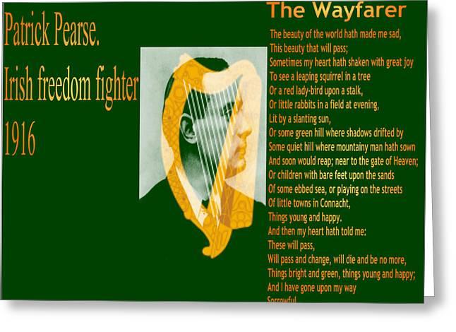 The Wayfarer Greeting Card