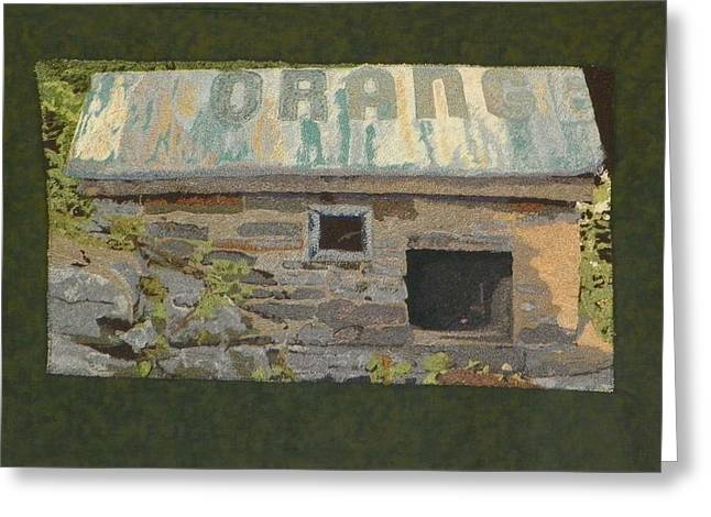 The Well House  Greeting Card