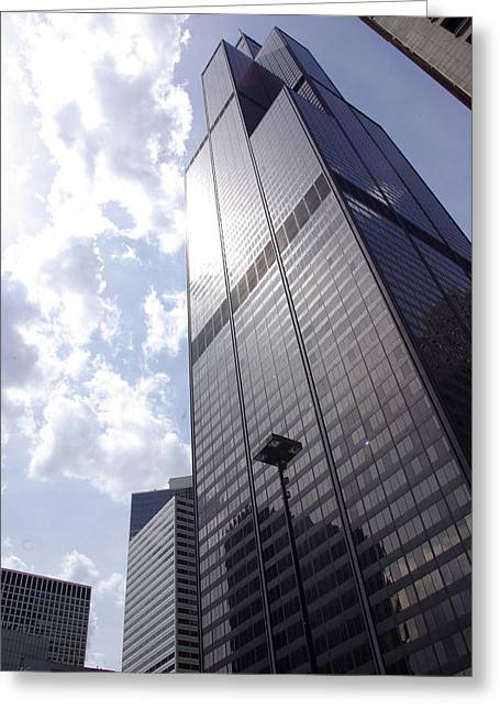The Willis Tower Greeting Card