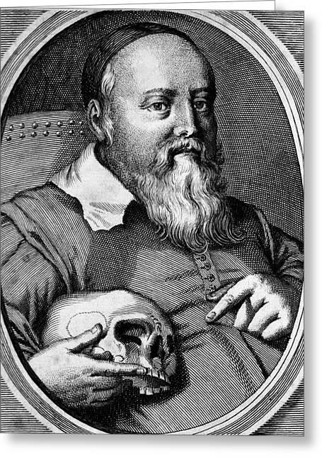 Theodore De Mayerne Greeting Card