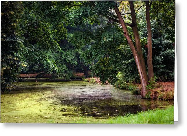 There Is Always A Hope. Park Of De Haar Castle Greeting Card