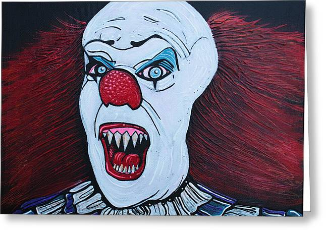 They All Float Greeting Card by Laura Barbosa