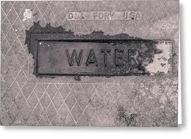 Thirst  Greeting Card