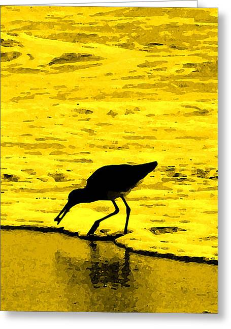 This Beach Belongs To Me Greeting Card by Ian  MacDonald